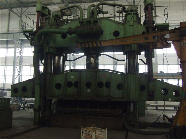 Presses - hydraulic - CTU 3000