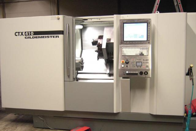 Soustruhy - CNC - CTX 410 V3
