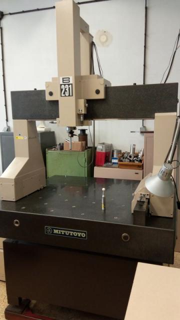 Ostatní stroje - ostatní - 3D měřící přístroj B 231
