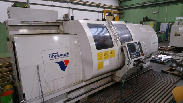 Soustruhy - CNC - SF 65/2000 CNC