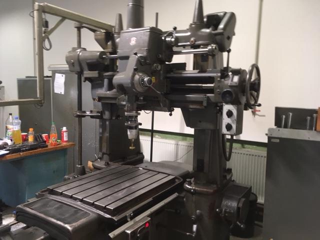 Drilling machines - coordinate - Typ 5