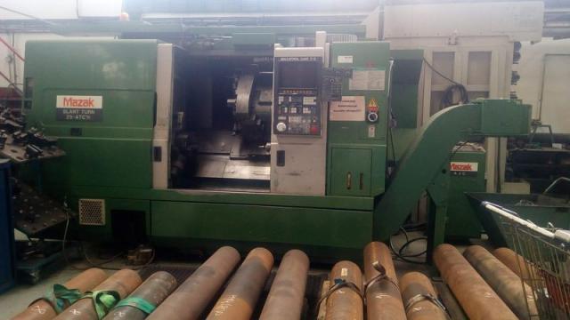 Soustruhy - CNC - AJC 225 S-2