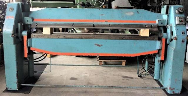 Bending machines - plate - XONM 2000/2A