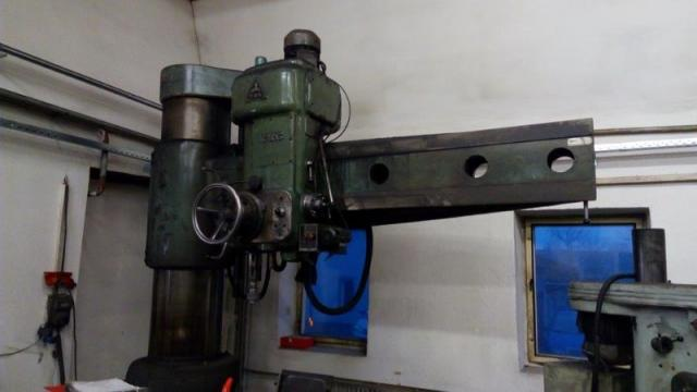 Drilling machines - radial - VR 6