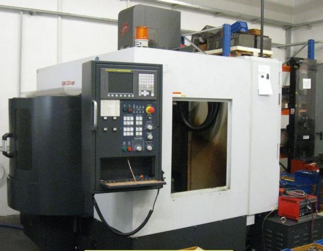 Frézky - CNC - QM 23Aapc