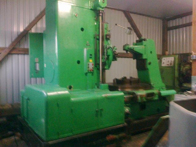 Gear machinery - gear milling machines - FO 16