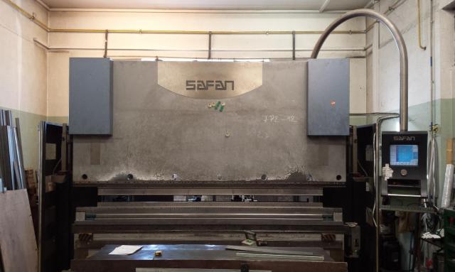 Presses - brake - L-K 120-3100 TSI
