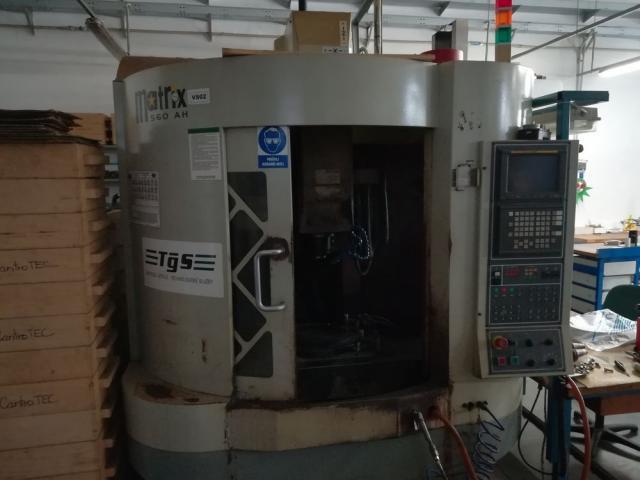 Obrábacie centrá - vertikálne - VMC 560A