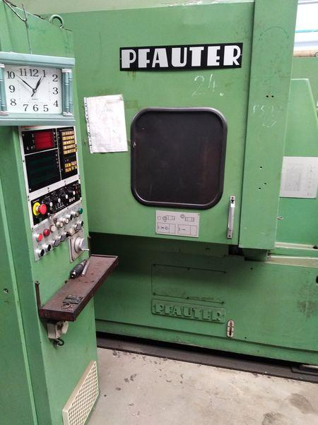 Stroje na ozubení - frézky na ozubení - PA 320 NC