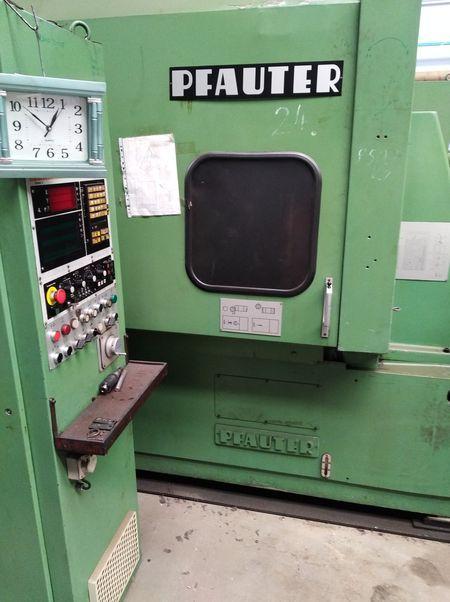 Stroje na ozubenie - frézky na ozubenie - PA 320 NC