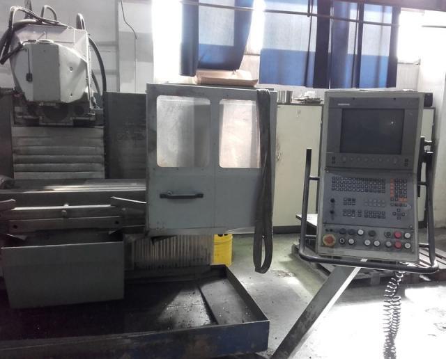 Frézky - CNC - FGS 50 CNC B