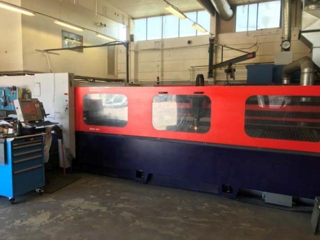 Pálící stroje - lasery - Bystar L 4025-65 4,4 KW