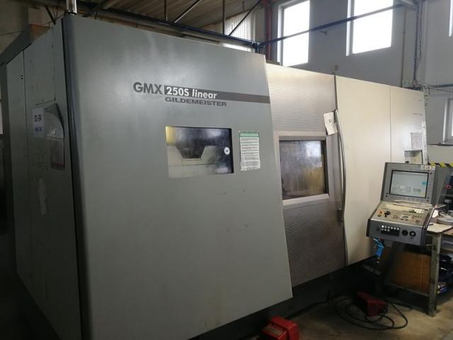 Soustruhy - CNC - GMX 250S