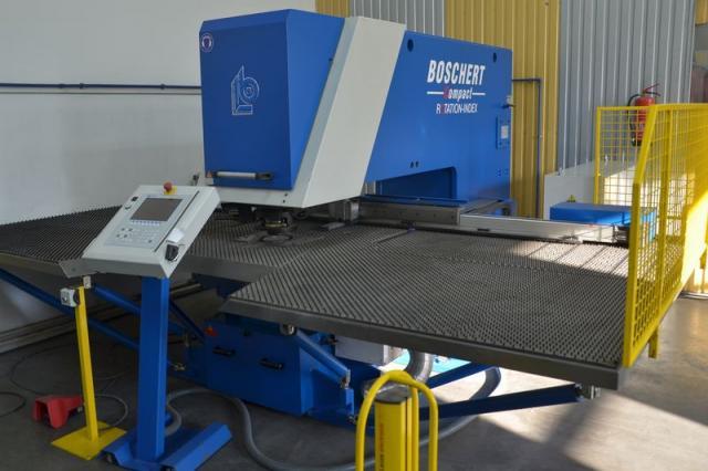 Ostatné stroje - vysekávacie stroje - Compact 1000 Rotation