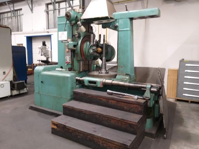 Stroje na ozubenie - frézky na ozubenie - FO 10