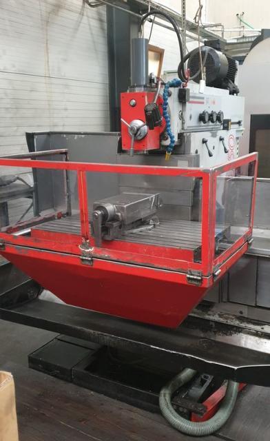 Milling machines - CNC - FNGJ 50 CNC