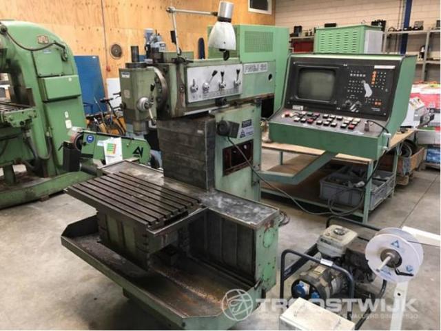Frézky - nástrojárské - FNGJ 32 CNC