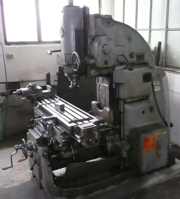Milling machines - vertical - FYA 32