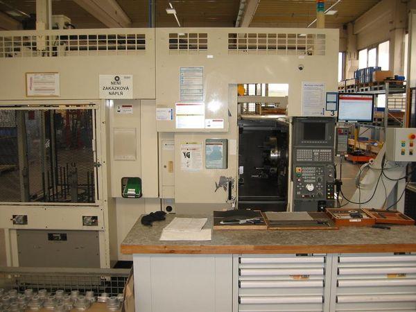 Soustruhy - CNC - Space Turn LB 250 T