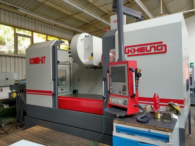 Machining centres - vertical - Combi U7