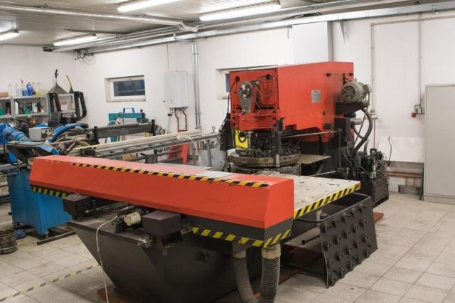 Other machines - stamping machines - Aries 245