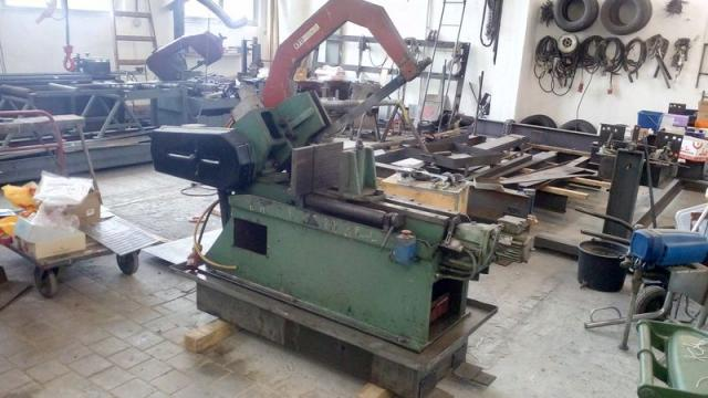 Ostatní stroje - pily - KFD 400-02