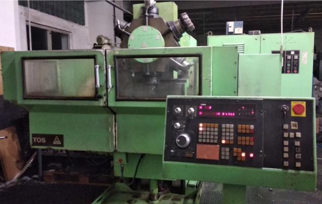 Milling machines - CNC - FGSR 40 NC