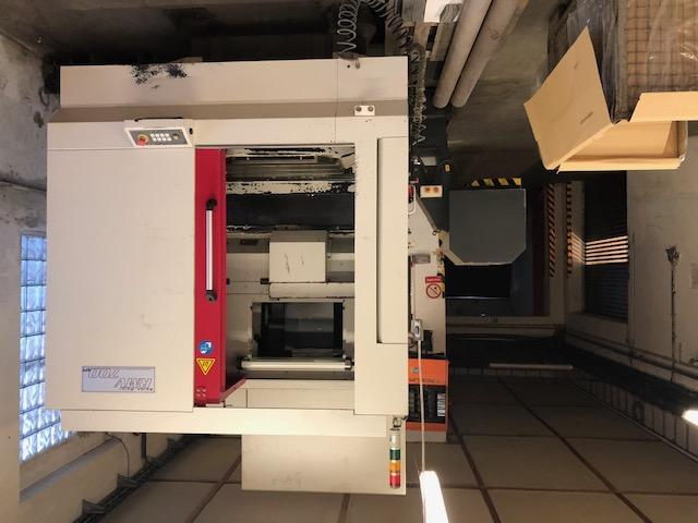 Machining centres - vertical - RMV 700 APC