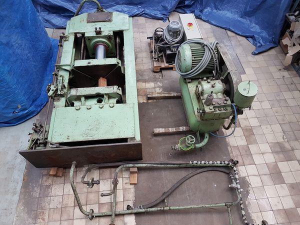 Presses - hydraulic - CBA 160