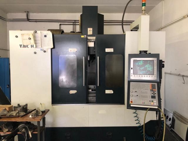 Machining centres - vertical - VMC 1040