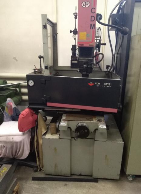Ostatní stroje - vyjiskřovačky - Eldis 2.30 Digits