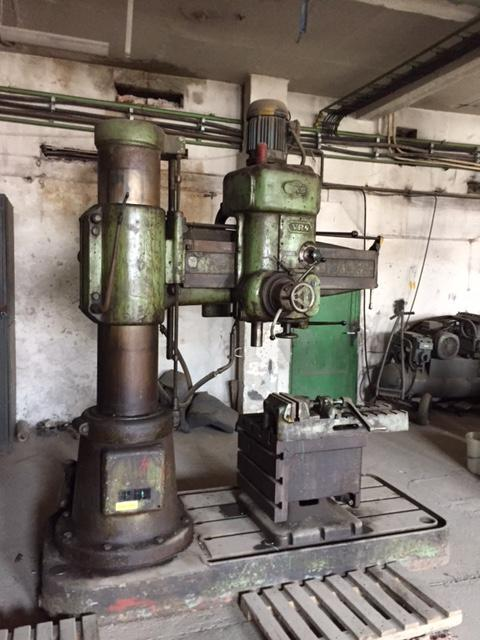 Drilling machines - radial - VR 4