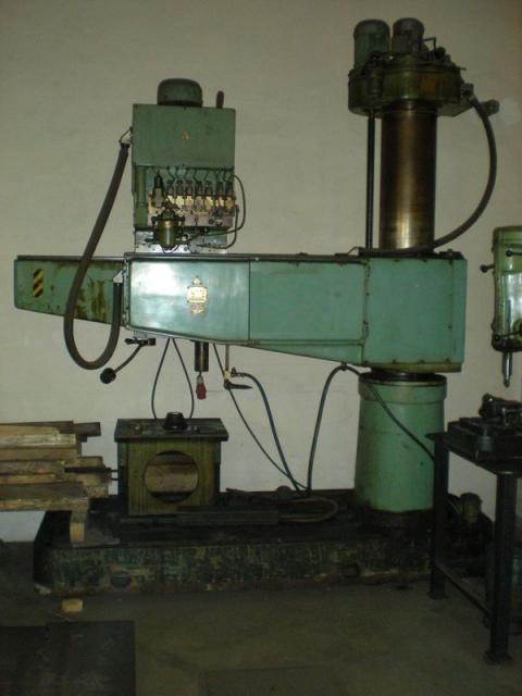 Drilling machines - radial - 2A 554