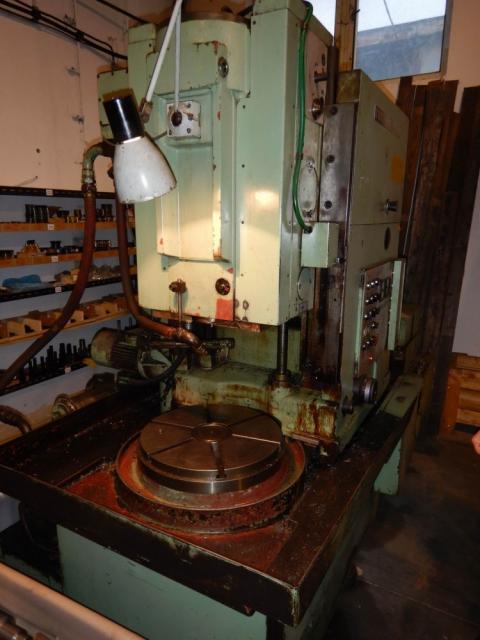 Stroje na ozubenie - obrážačky na ozubenie - OHA 50A