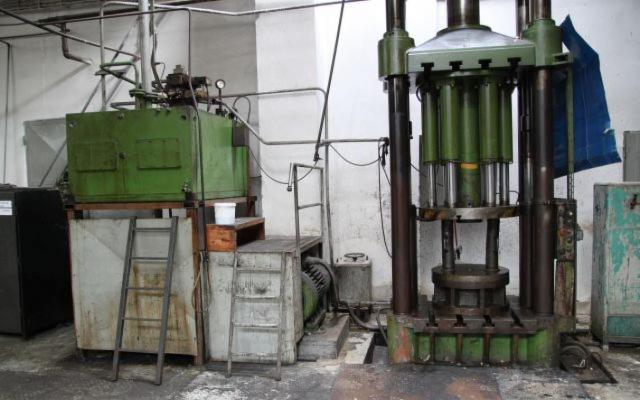 Lisy - hydraulické - CBJ 500-R
