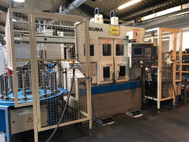 Sústruhy - CNC - LFS 10 – 2SP