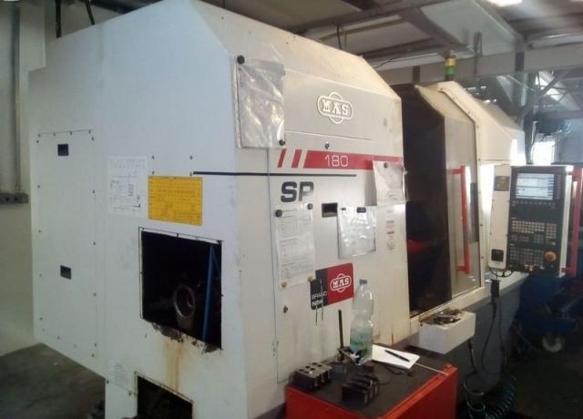 Soustruhy - CNC - SP 180