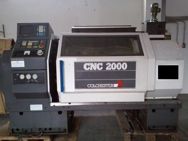 Soustruhy - CNC - CNC-2000