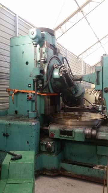 Stroje na ozubení - frézky na ozubení - FO 16