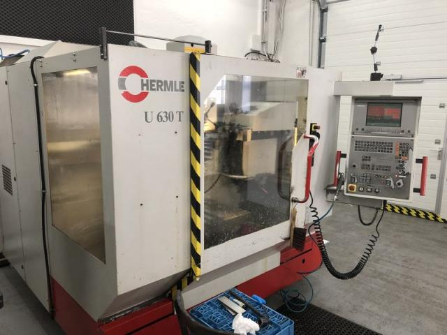 Machining centres - vertical - U 630 T