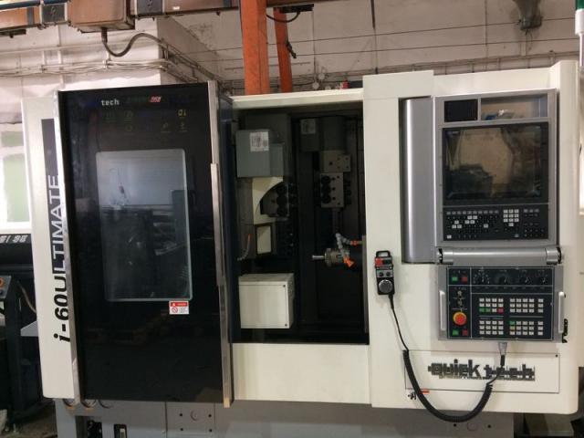 Soustruhy - CNC - i-60U