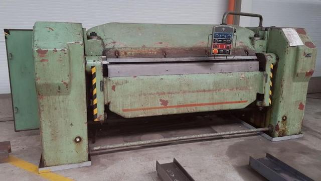 Bending machines - plate - XOM 2000/6B