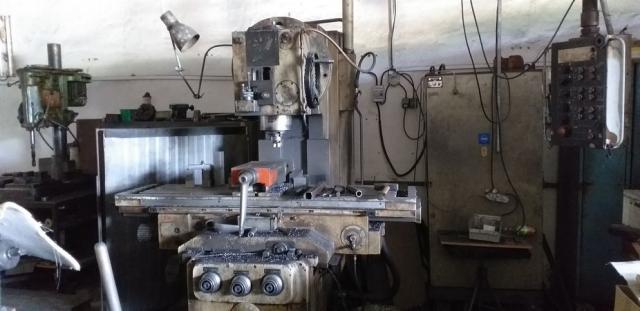 Frézky - zvislé - FSS 400V/2