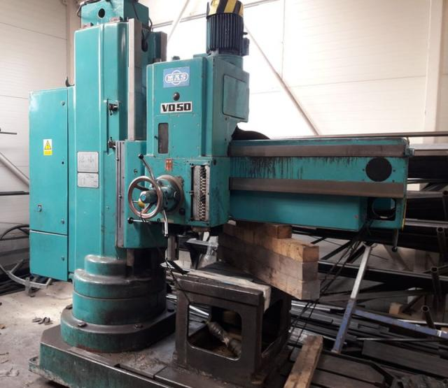 Drilling machines - radial - VO 50