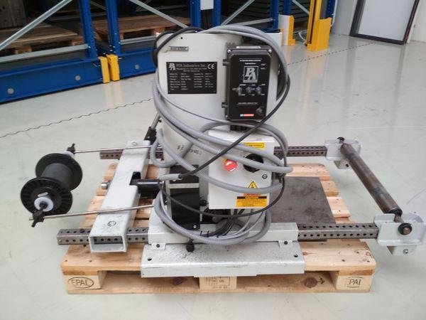 Ostatné stroje - ostatné - Odvíjecí zařízení pro křížem navinuté cívky TSR-DTL