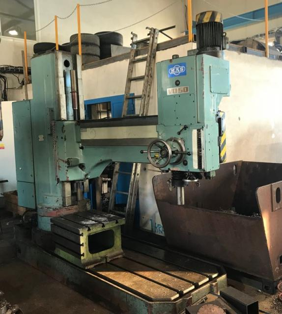 Drilling machines - radial - VO 50