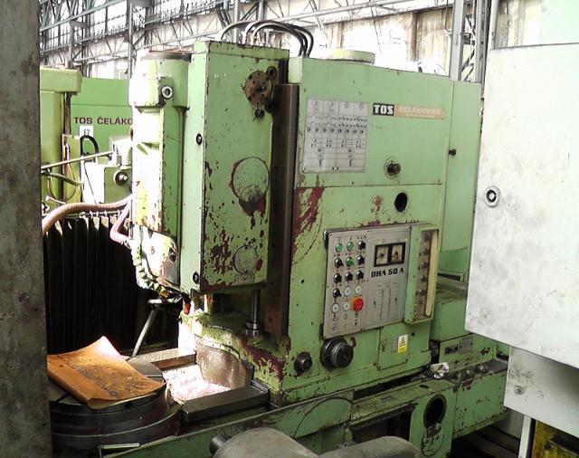 Ostatné stroje - obrážačky - OHA 50A
