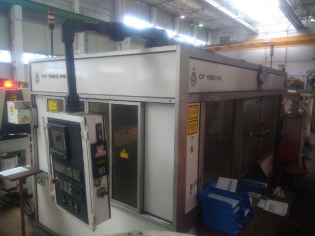 Flame cutting machines - lasers - CF 1500/PS