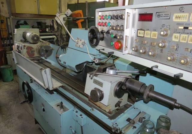 Grinding machines - centre - BUB 40/1000