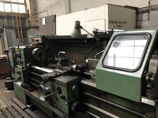 Lathes - centre - SUI 40/1500